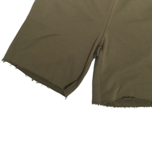 HOPKINS SHORTS (RAW) - OLIVE