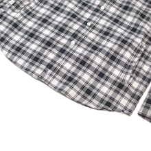 NED FLANNEL BUTTON-UP