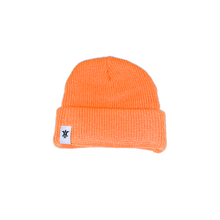 "AY ""SIGEL"" BEANIE - ORANGE POP"