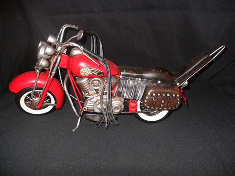 Vintage Toys - Indian Motorcycle