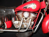 Indian Motorcycle Toy Model