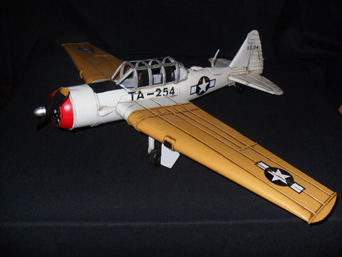 Vintage Toys - Model Large Fighter Airplane