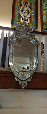 Venetian Mirror Shield