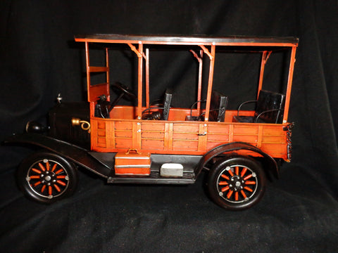 Vintage Toys - Ford Classic Model T Woodie Wagon 1926