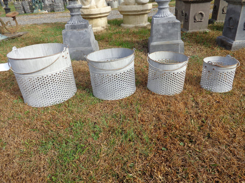 Industrial Planter 4pc. Strainer Set