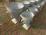 Industrial Planter 2 Pc. Planter Urn