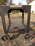 Small Industrial Finish Trolley