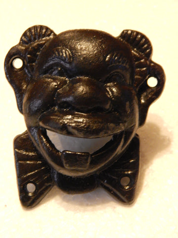 Black Americana Smiling Man Bottle Opener