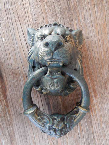 Door Knocker Lion Head Door Knocker Gothic Style