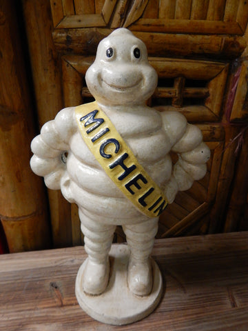 Cast Iron Figurine - Michelin Bibendum Tire Man