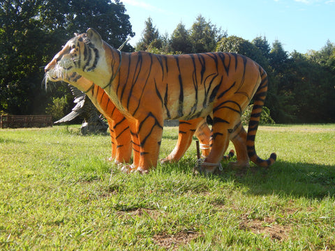 Statue - Life Size Tiger