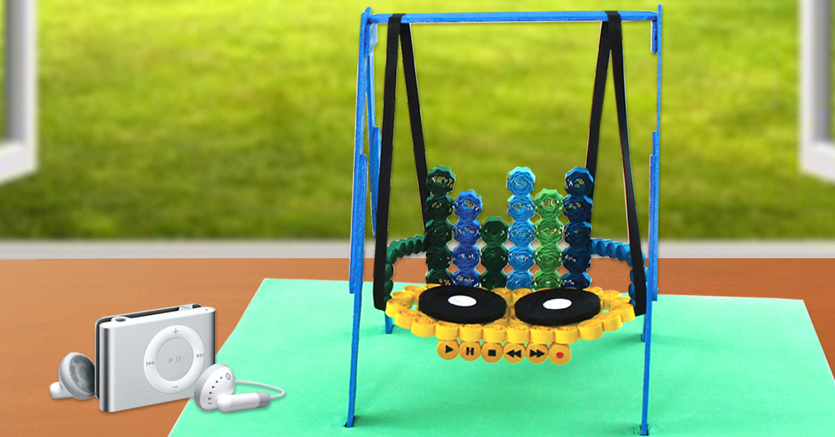 Quilling Swing