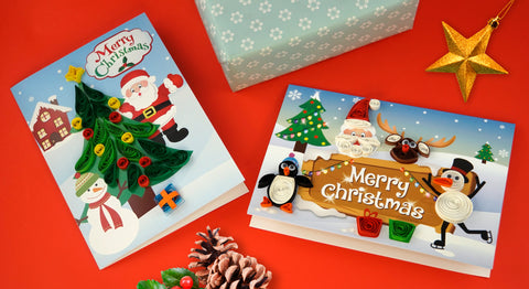 A Pair of Christmas Cards