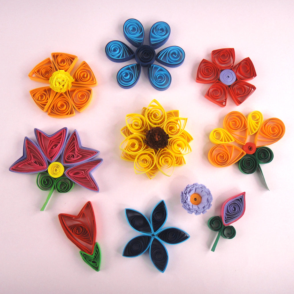 Easy Quilling Flowers Quill On