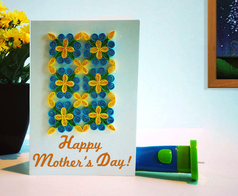 quilling cards making