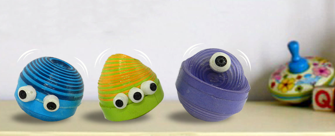 Quilled Monsters