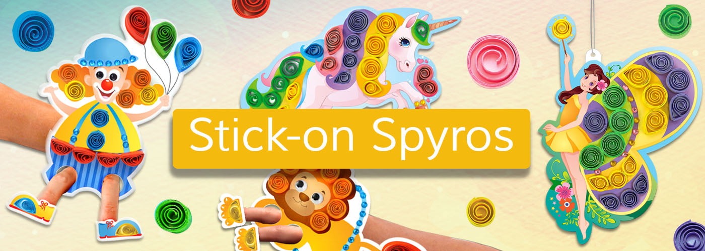 Stick On Spyros web Banner