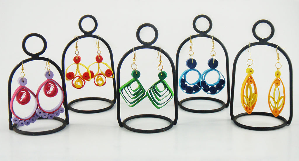 Border buddy Earrings