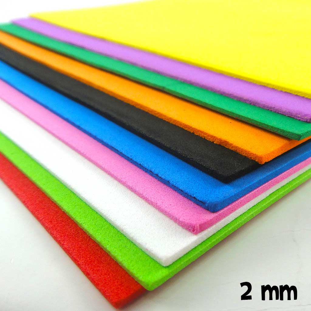 Soft foam sheets craft - Eva Foam For Craft Craft Foam Sheets