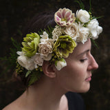 Floral crowns, Wrist Corsages and Boutonnieres May 16th 4-6pm