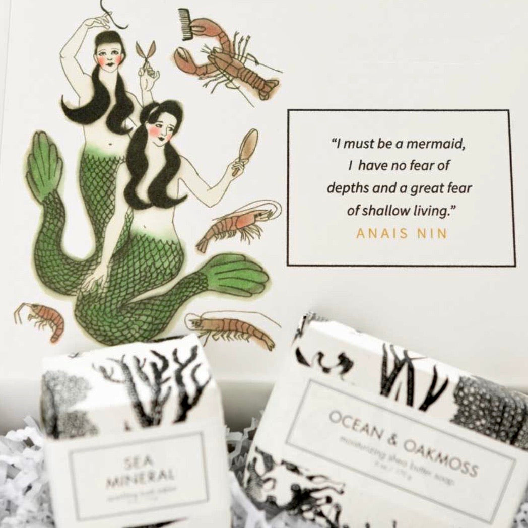 Song of the Siren- Sea Inspired Bath & Body Set