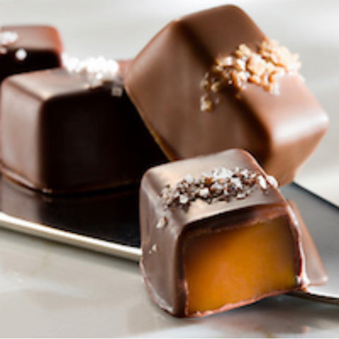 Fran's Caramels and Chocolates