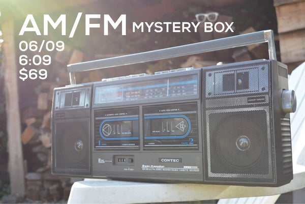 AM/FM Mystery Box promo image