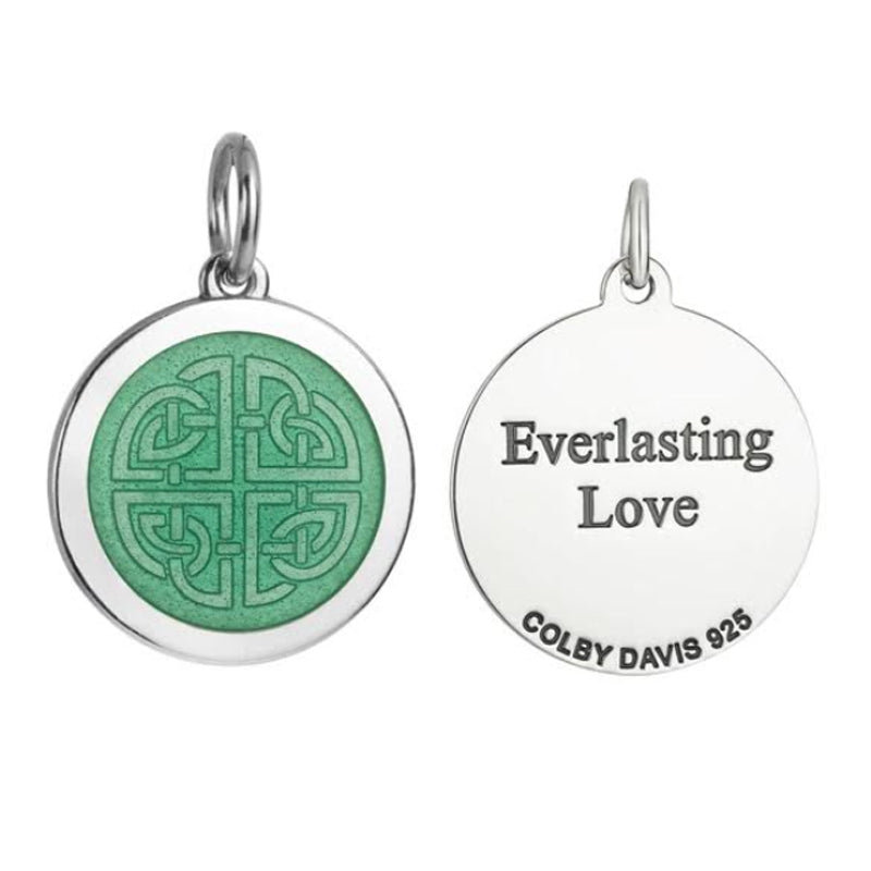 Everlasting Love Pendant and Chain
