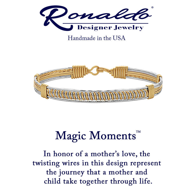 Magic Moments by Ronaldo Designer Jewelry