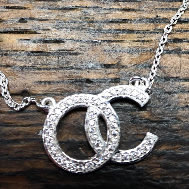 Sterling Silver OC Necklace