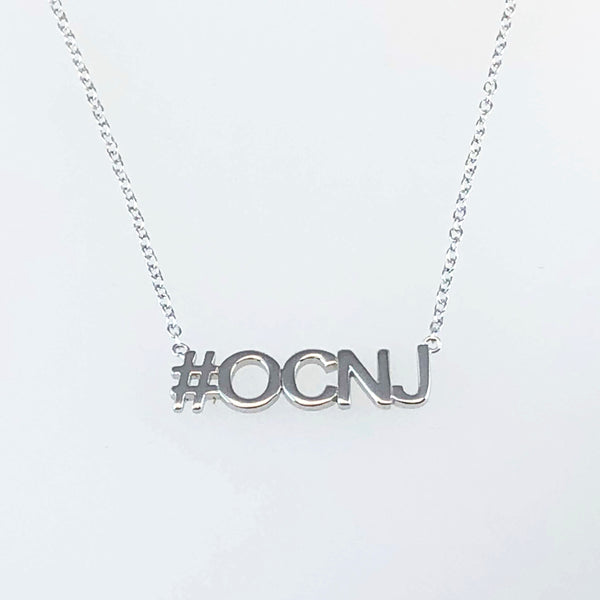 Ocean City Beach Tag Bracelet