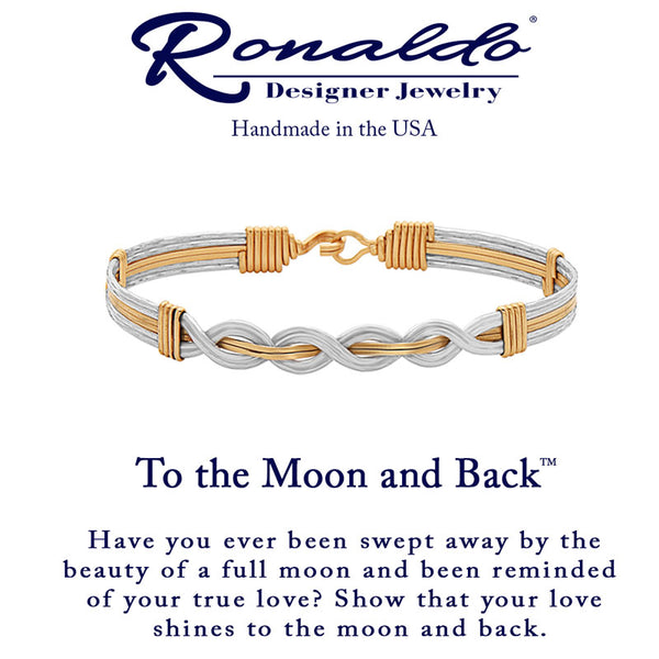 To the Moon and Back by Ronaldo Designer Jewelry