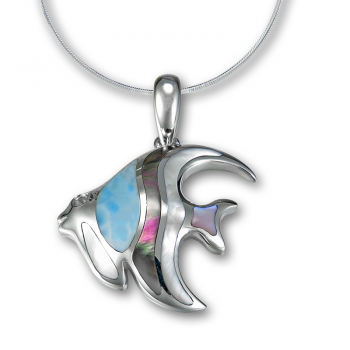 Angelfish Necklace