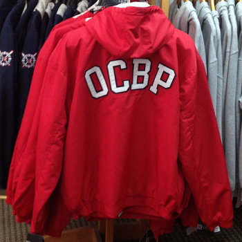 THE ORIGINAL OCBP JACKET