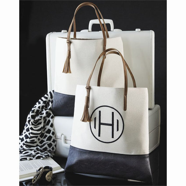 Chelsea Initial Tote-SALE