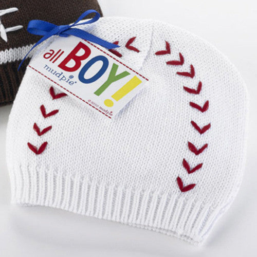Baseball Knit Hat