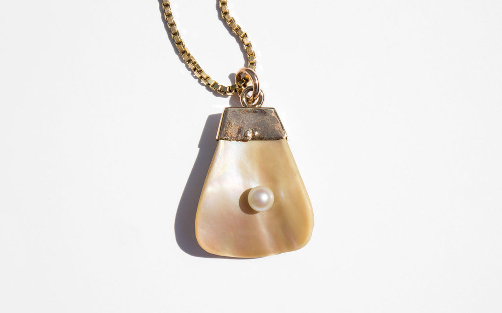 Amulets and Talismans in the Modern World - Mother of Pearl