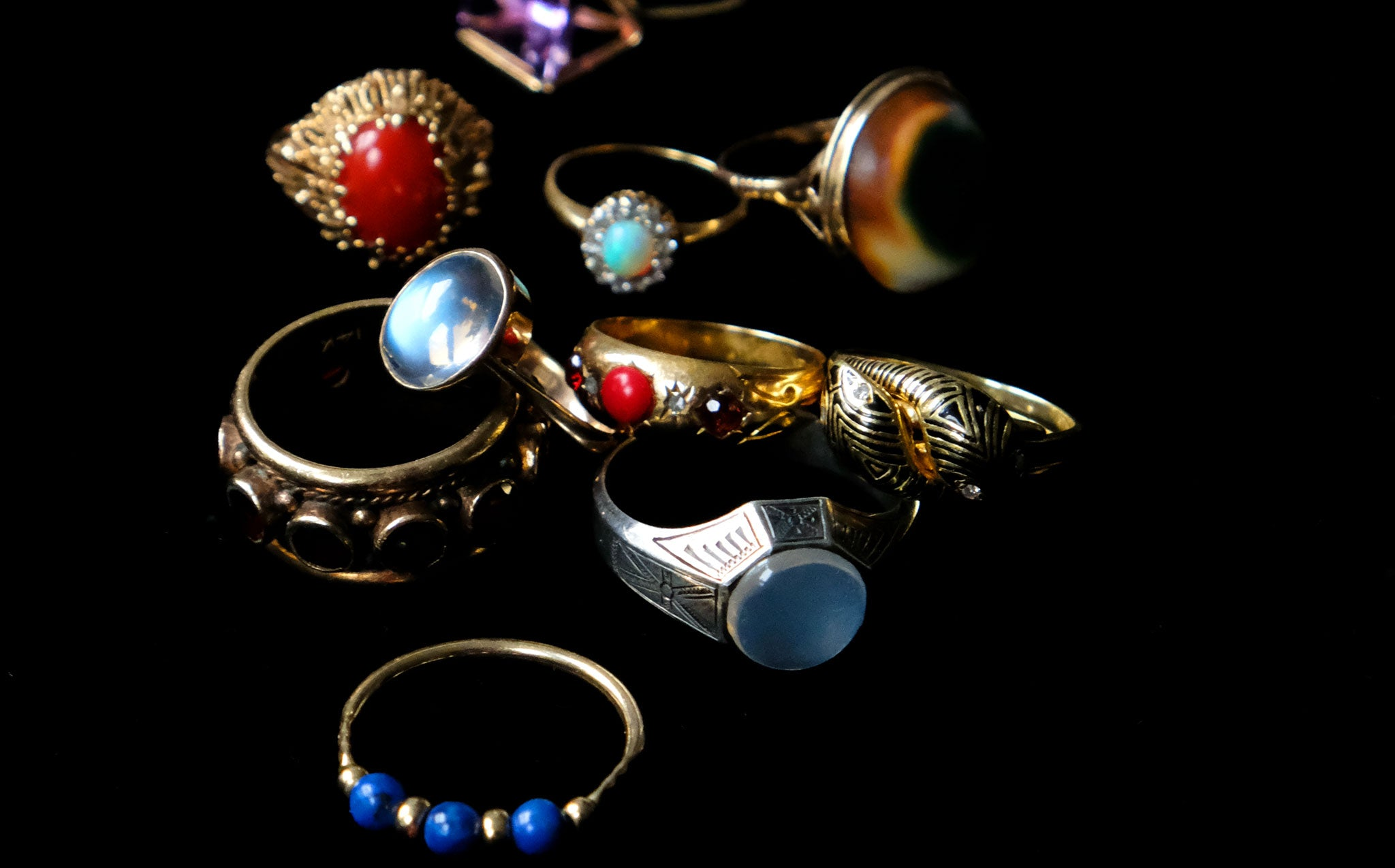 The Protective Power of Jewels