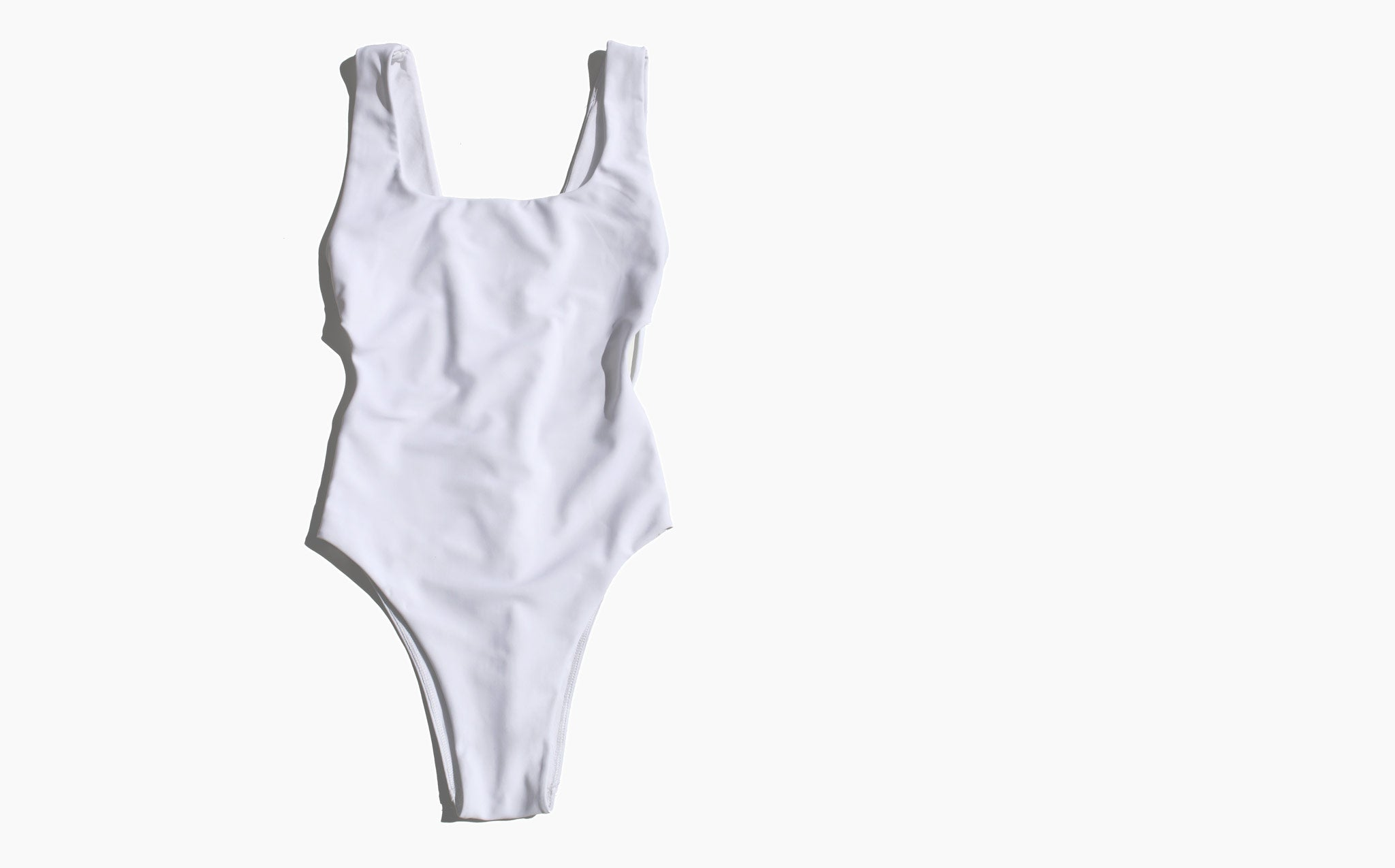Apricoss White Alicia Swimsuit