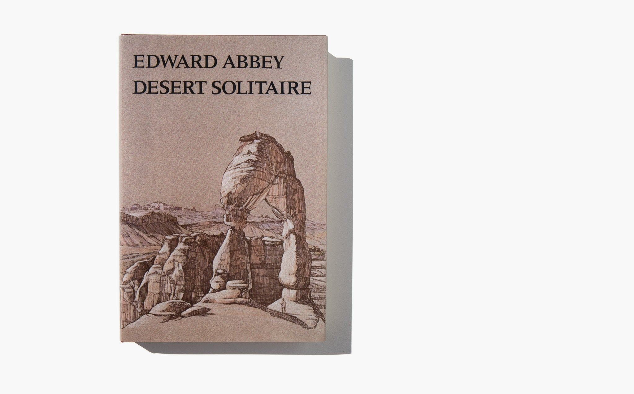 Desert Solitaire – Edward Abbey