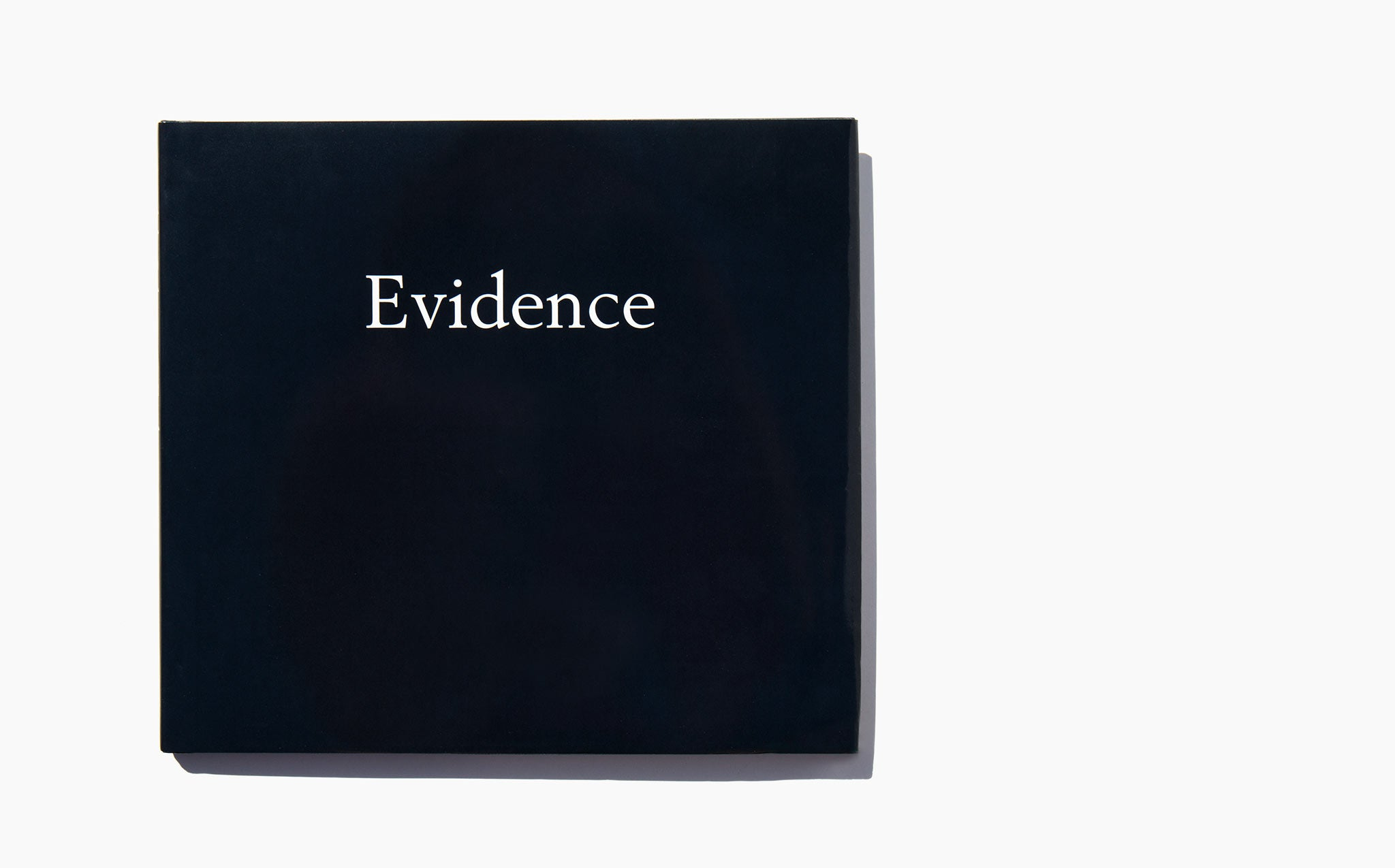 Evidence - Larry Sultan and Mike Mandel