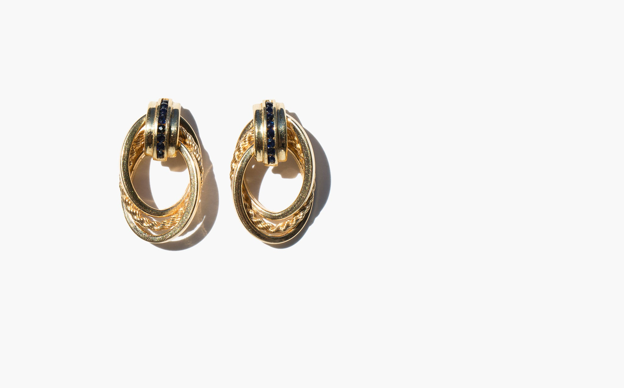 Caswallawn Earrings