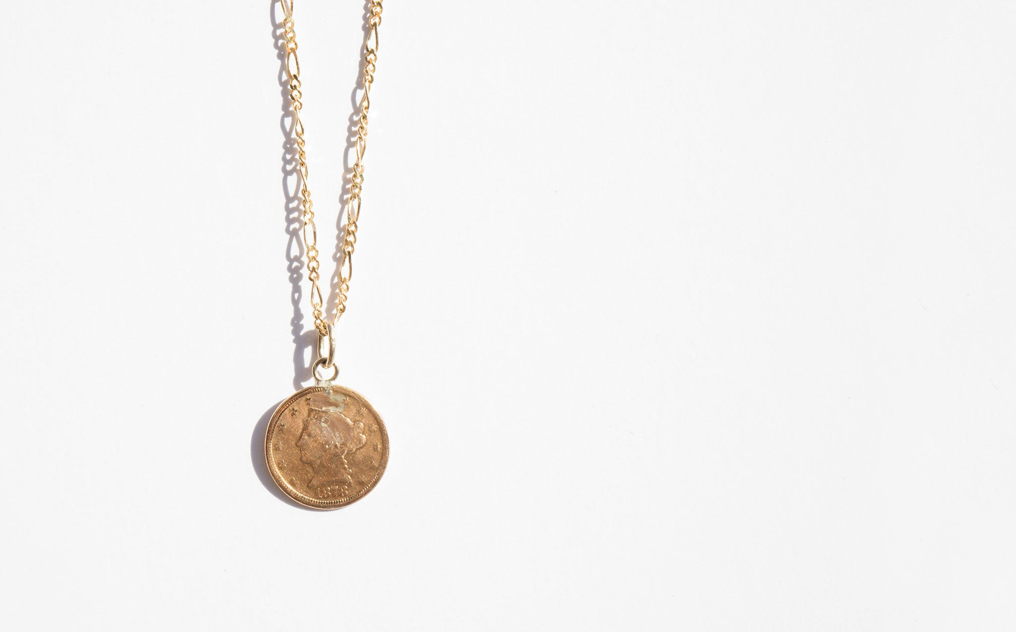 1878 Pendant Necklace