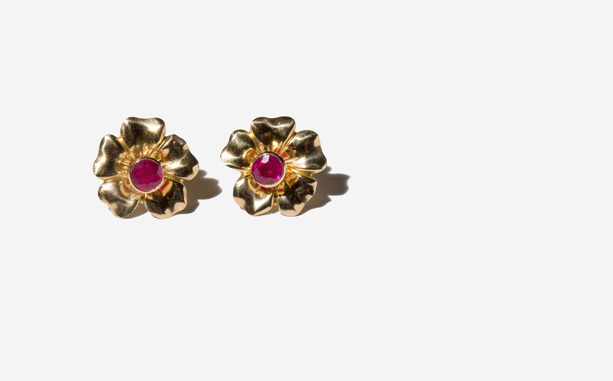 Dianthus Earrings
