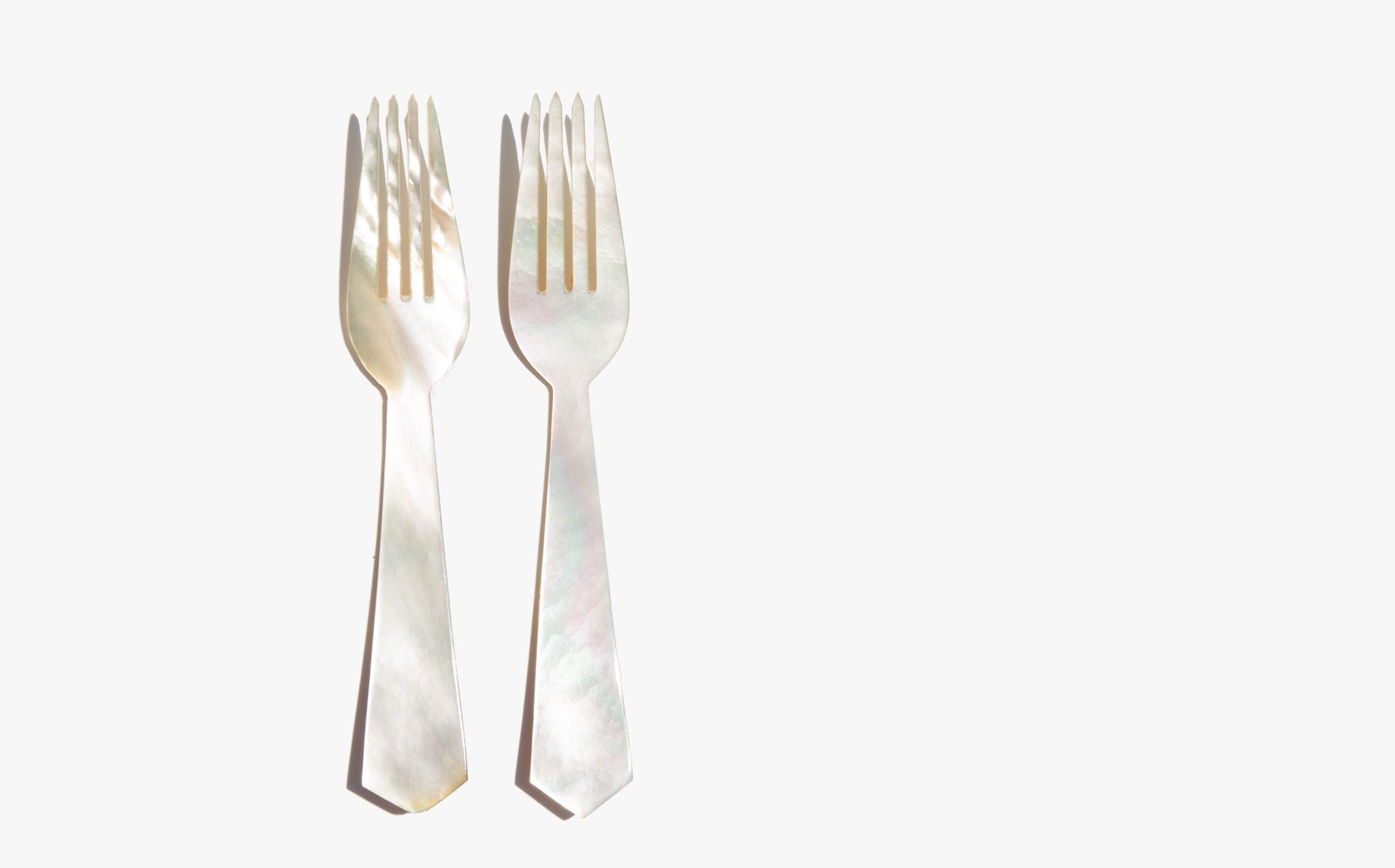 Mother of Pearl Cocktail Forks