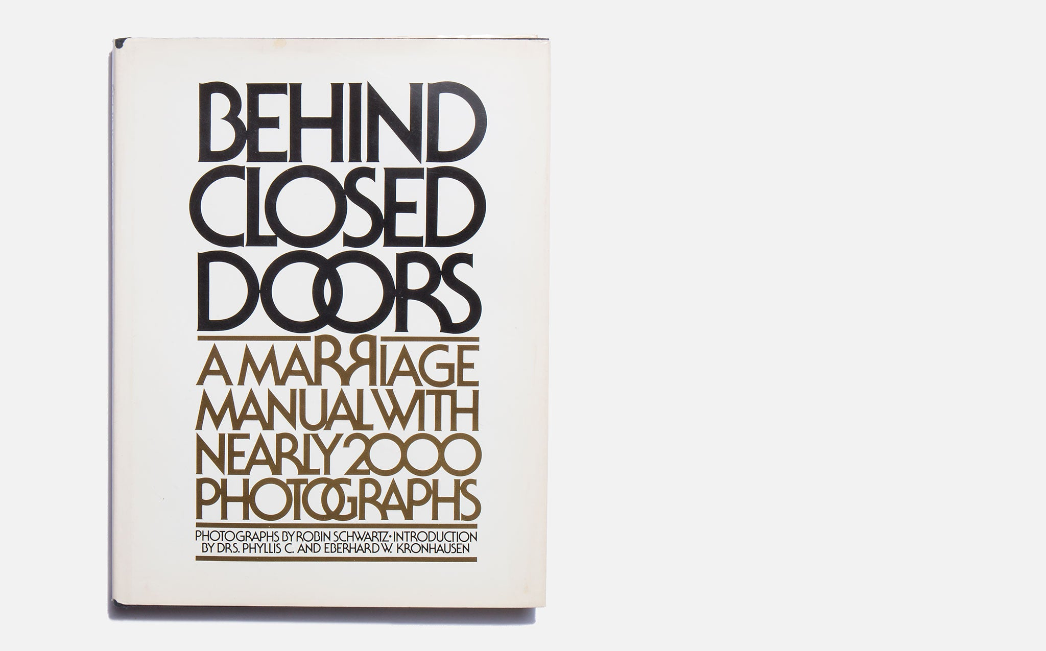 Behind Closed Doors - Robin Schwartz