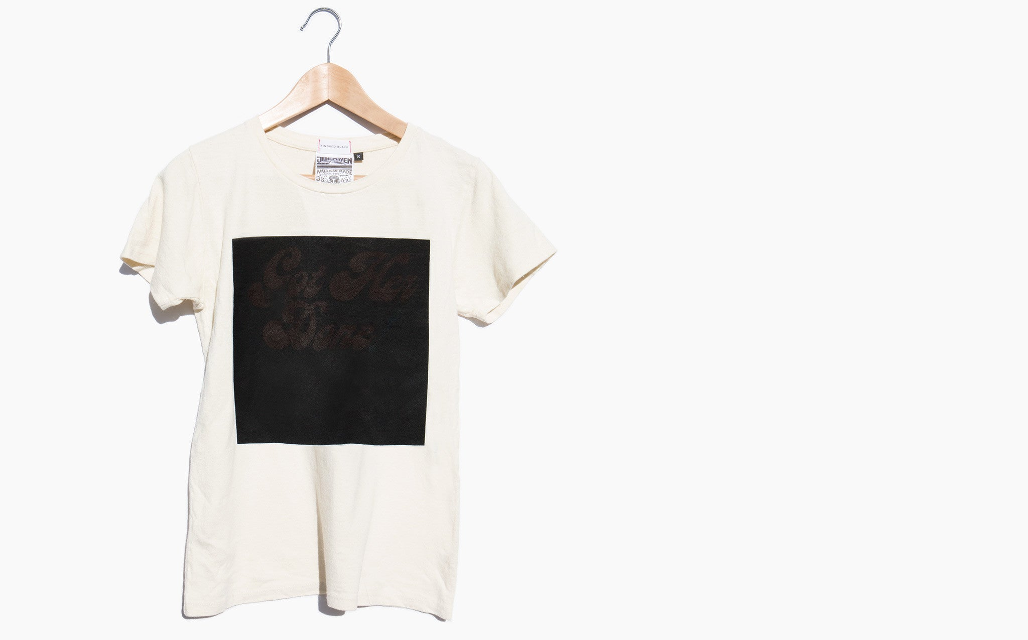 Limited Edition Blackout Tee kindred black