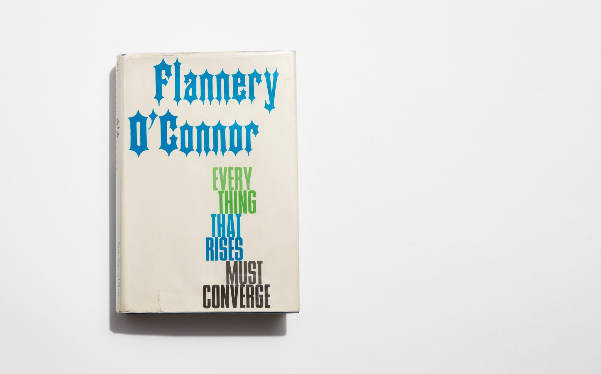 Everything that Rises Must Converge - Flannery O Connor kindred black