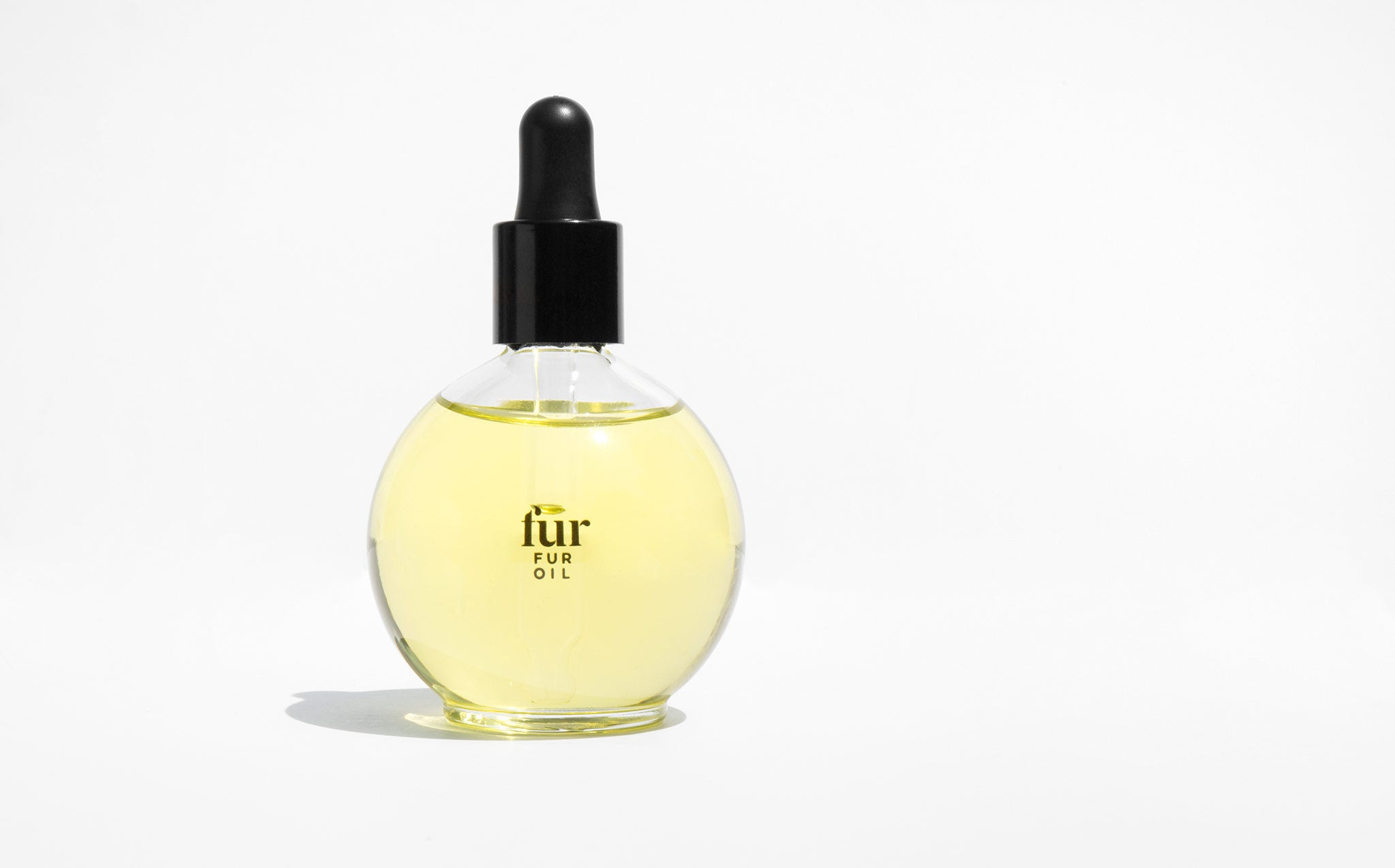 Fur Oil kindred black