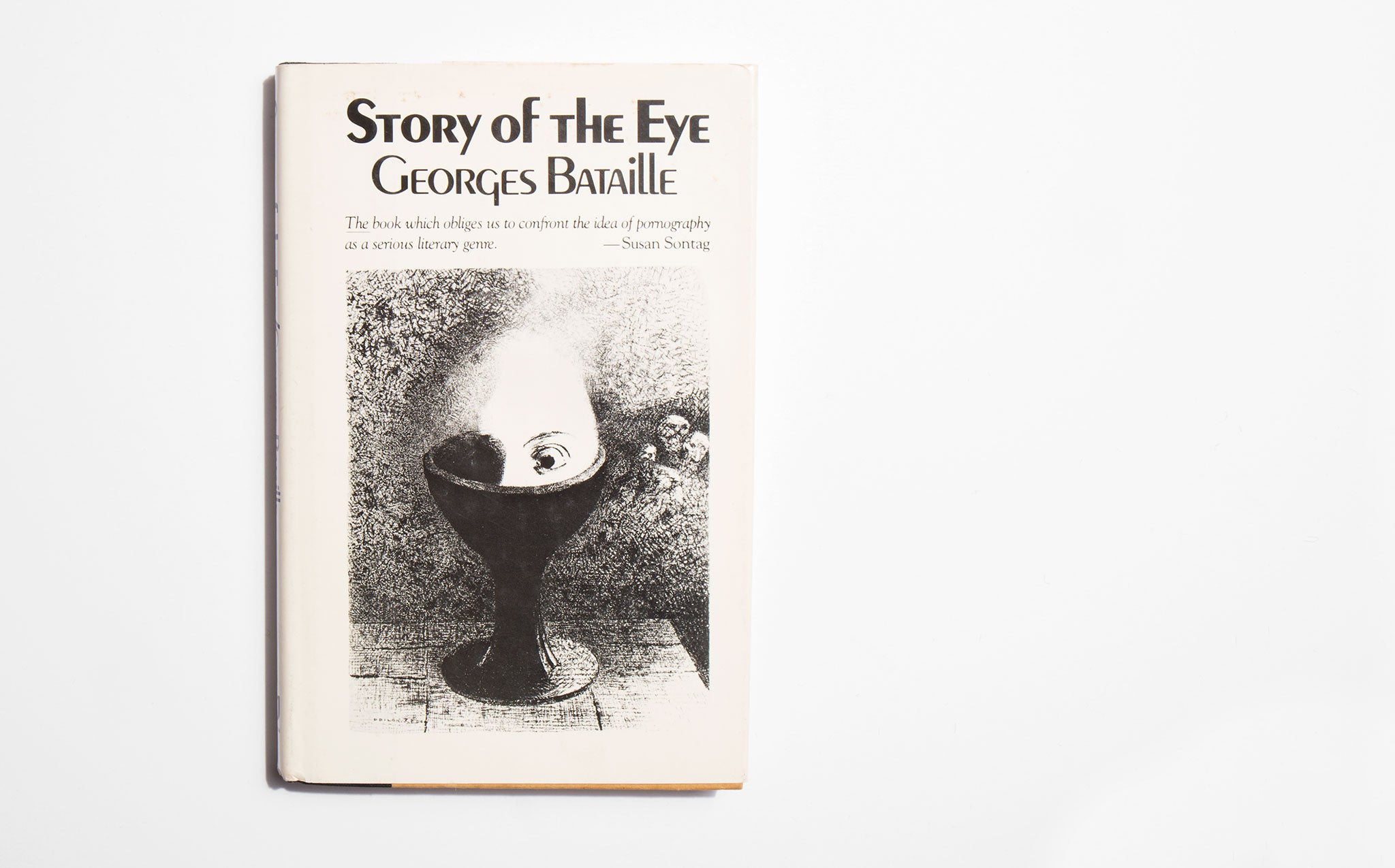 The Story of the Eye - Georges Bataille
